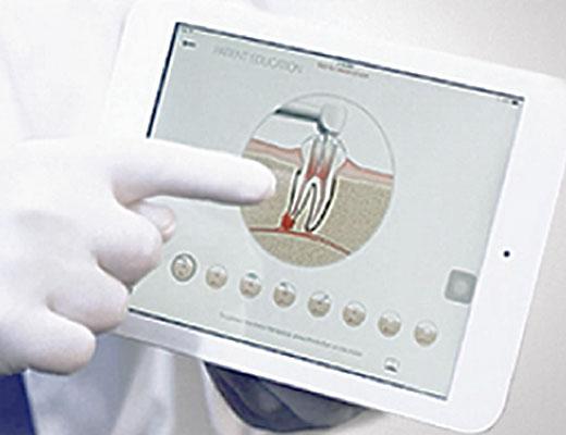 デジタルデータ活用による精度の高い歯科治療