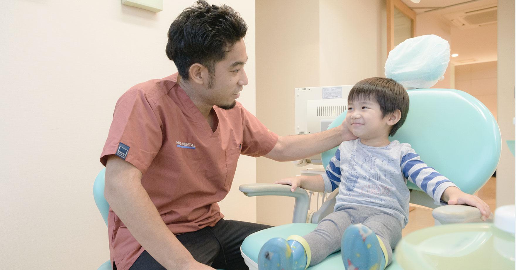 きむら歯科の予防メンテナンス